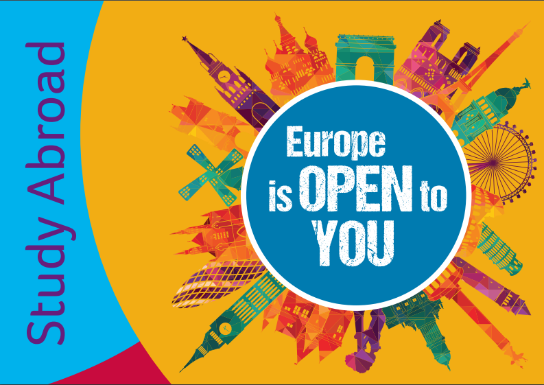 Europe is Open to You
